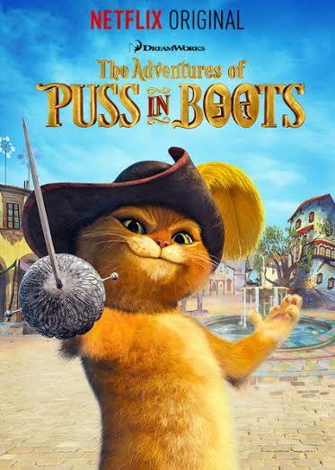 Puss in Boot on Netflix