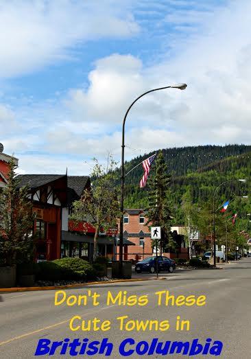 BC Towns