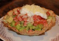 How to enjoy Taco Bowls - Vegetarian Style #Recipe