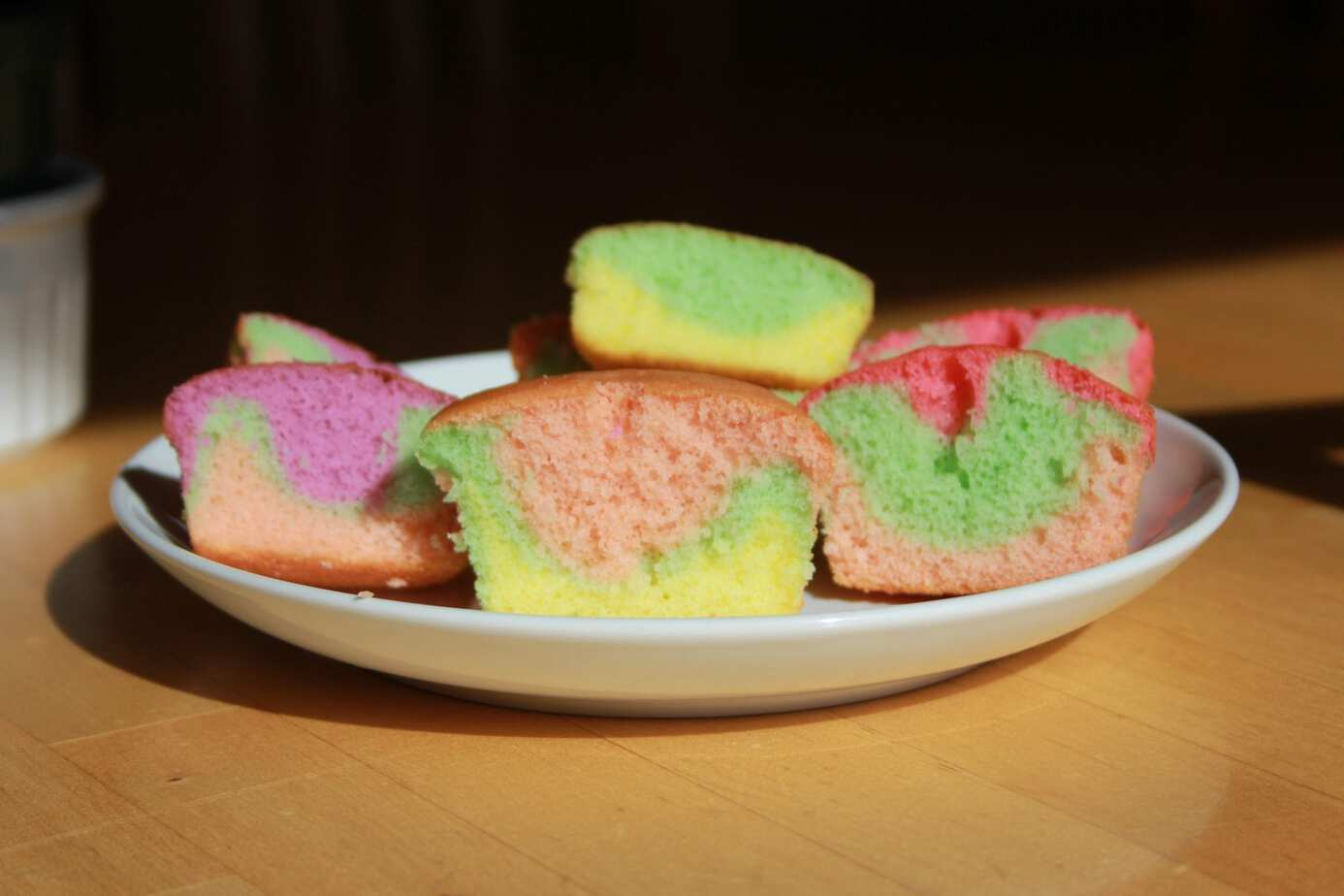Bake A Colour Explosion Cake #Recipe