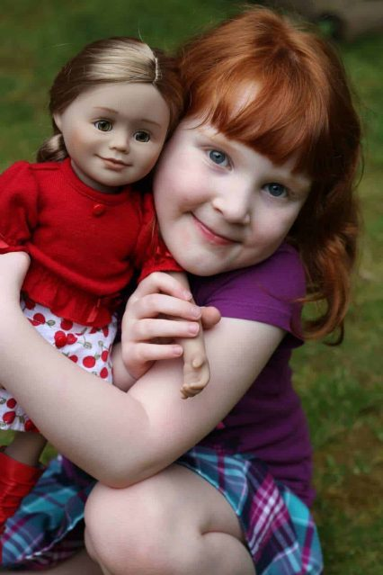 The Canadian dolls with personality @MapleleaGirls #Review
