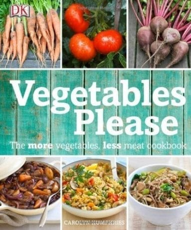 """You'll say yes please to """"Vegetables Please"""" from @DKCanada"""
