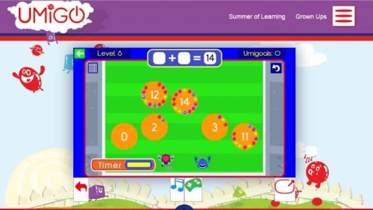 UMIGO screenshot