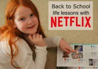 #BacktoSchool life lessons from Netflix & the #Streamteam