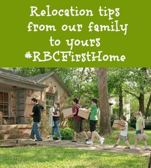 Relocation tips title