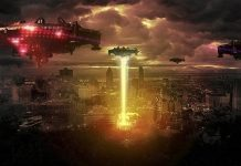 science fiction movie sceen