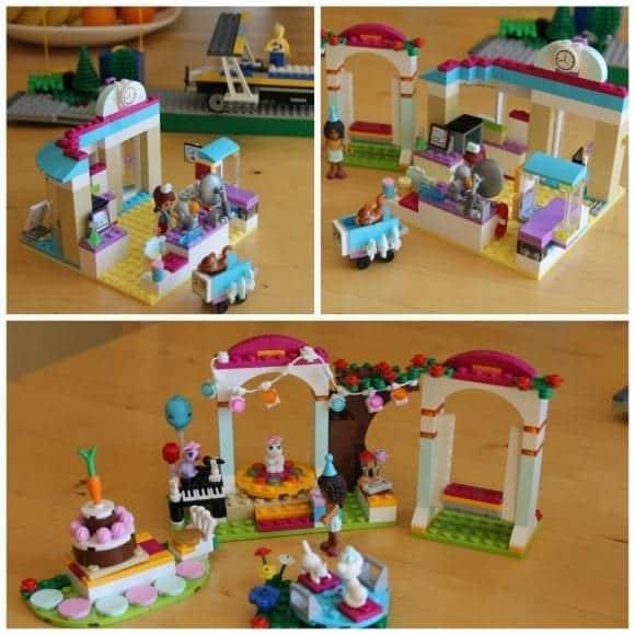 The Lego fun has just begun ! #Streamteam