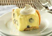 Lemon-Blueberry Squares #Recipe