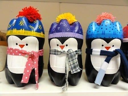 1_pinguins_garrafa_pet_coloridos