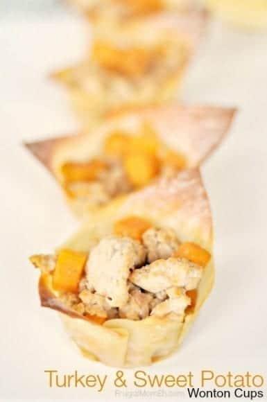 turkey-sweet-potato-wonton-cups