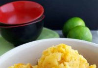 Instant Mexican Corn Cake #Recipe