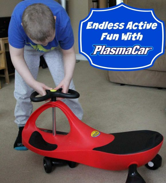 Endless Active Fun With PlasmaCar #Review
