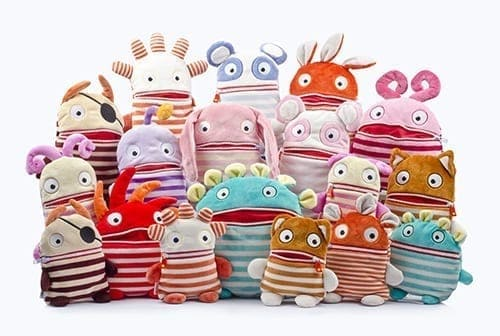 Help Your Littles Deal With Anxiety With The Cuddly Worry Eaters #Review