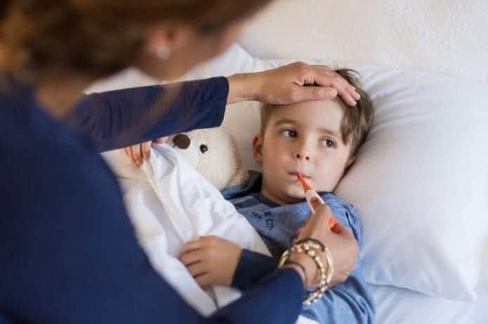 Second Strain of Flu Shows Kids Aren't Out of Danger Quite Yet