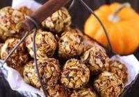 15 Totally Tasty No-Bake Protein Bites #Recipe