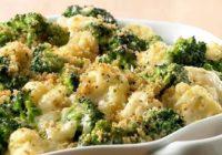 Cauliflower & Broccoli Bake #Recipe