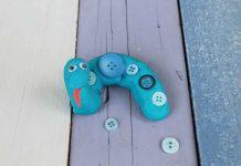play-doh snake