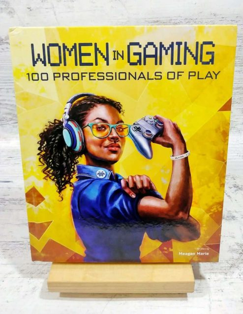 Women in Gaming Book Cover