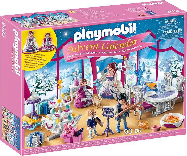 Playmobil Christmas ball advent calendar for tweens.
