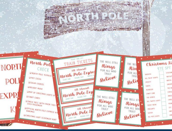 north pole express kit