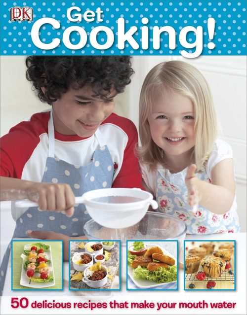How Cooking Works Dorling Kindersley book cover